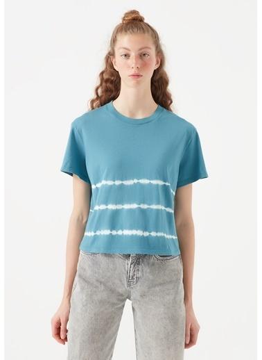 Mavi Tişört İndigo